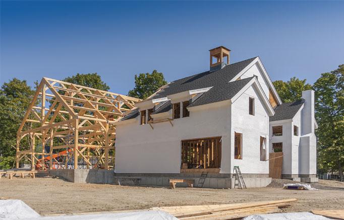 Construction de maison individuelle à Charleroi