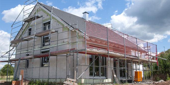 Construction de maison individuelle à Namur